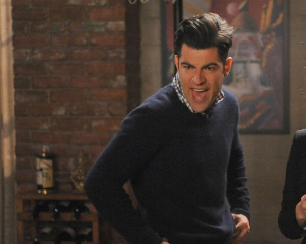 Max Greenfield as Schmidt on 'New Girl'
