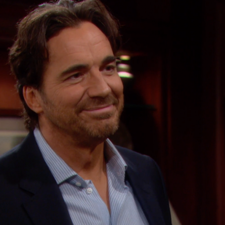 Ridge makes an unexpected power play to keep Rick out as CEO on the May 26, 2015 episode of 'The Bold and the Beautiful'