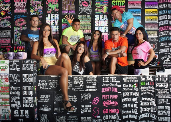 Jersey Shore Season 6 Cast
