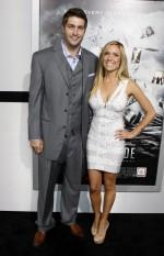 Kristin Cavallari and her fiance Jay Cutler