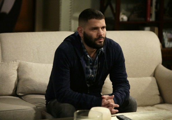 Guillermo Diaz as Huck on Scandal