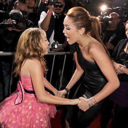 Noah & Miley Cyrus