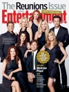 "The cast of ""Melrose Place"" on the cover of Entertainment Weekly"