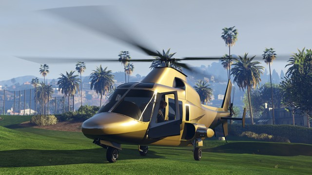 GTA   Online      New DLC Adds Luxury Items  Gold Plated Vehicles This     Enstarz