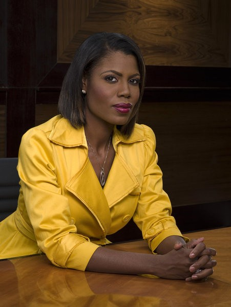 The Celebrity Apprentice- Pictured: Omarosa.