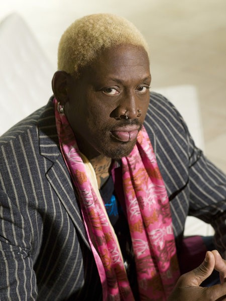 The Celebrity Apprentice- Pictured: Dennis Rodman