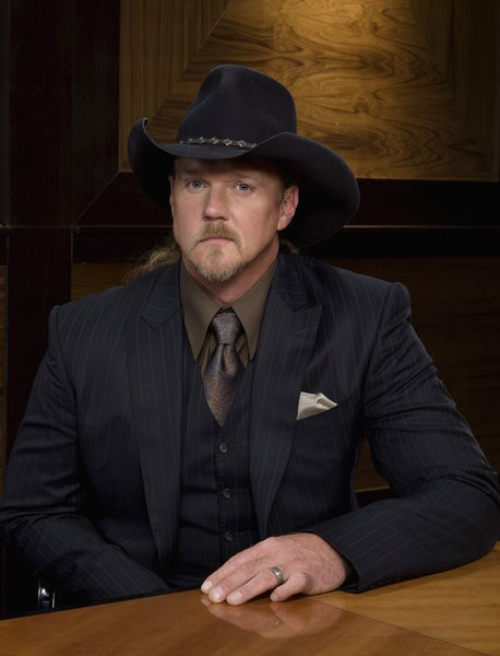 The Celebrity Apprentice- Pictured: Trace Adkins