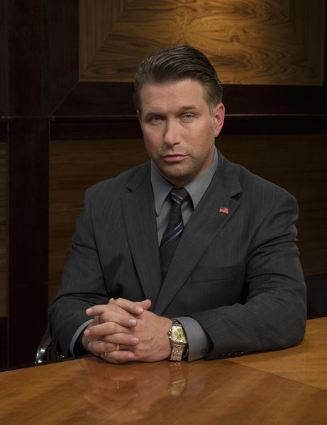 The Celebrity Apprentice- Pictured: Stephen Baldwin