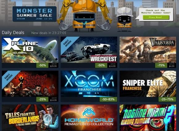 Summer Sale Steam 2015 Games Steam
