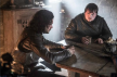 Jon Snow & Samwell Tarly on the season 5 finale of 'Game of Thrones'