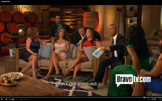 """Real Housewives of New Jersey"" Reunion Part Three"