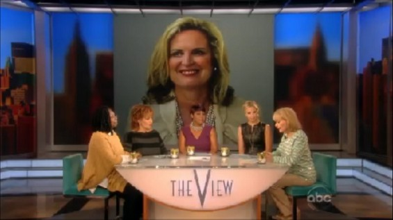 "Mitt Romney Canceles ""The View"""