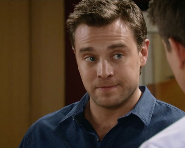 Billy Miller as Jake Doe/Jason Morgan on 'General Hospital'