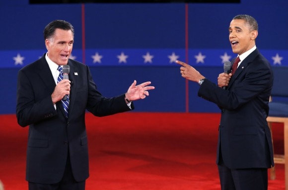 Presidential Debate 2012