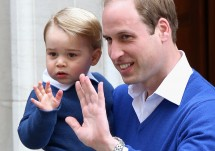 Prince William Prince George