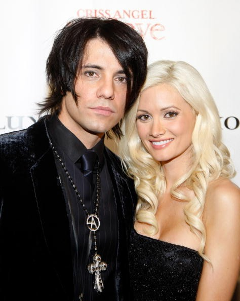 Criss Angel   Holly Ma...