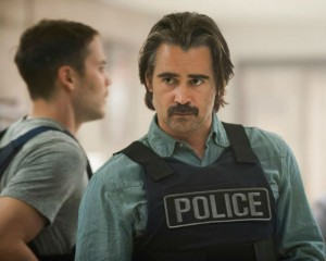 Colin Farrell as Ray Velcoro in 'True Detective'
