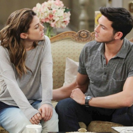 Ben struggles to deal with Abigail's betrayal on the June 30, 3015 episode of 'Days of Our Lives'