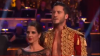 "Kelly Moncao and her ""DWTS"" partner Valentin Chmerkovskiy"