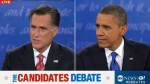 Third Presidential Debate 2012