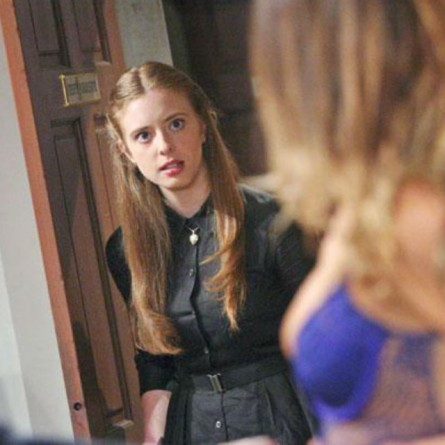 Aly goes after Steffy on the July 1, 2015 episode of 'The Bold and the Beautiful'
