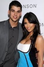 Rob & Kim Kardashian
