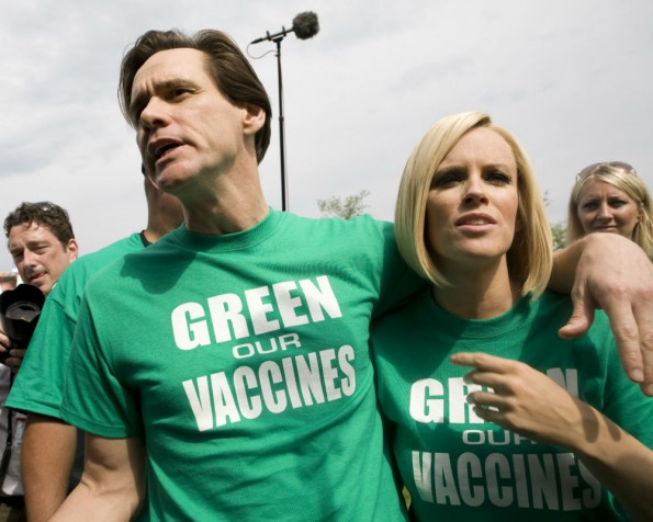 Jim Carrey & Jenny McCathy