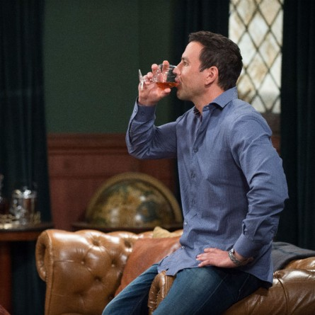 Nikolas winds up facing an unexpected new critic on the July 2, 2015 episode of 'General Hospital'
