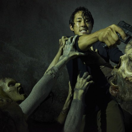 Glenn on 'The Walking Dead'