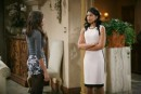 Maya and Nicole receive a massive shock when their mother arrives in L.A. on the July 3, 2015 episode of 'The Bold and the Beautiful'