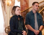 Rachel McAdams and Taylor Kitsch on 'True Detective'