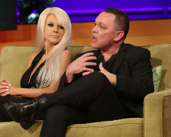Courtney Stodden & Doug Hutchinson