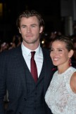 Chris Hemsworth Elsa Pataky