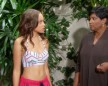 Nicole and Maya get a huge shock after their mother arrives in L.A. on the July 6, 2015 episode of 'The Bold and the Beautiful'