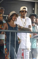 Jada Pinkett-Smith & August Alsina