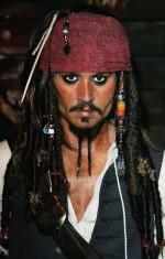 Jack Sparrow Wax Figure