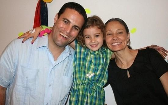 Marina Krim with Family