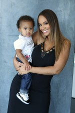 Evelyn Lozada & Carl Leo