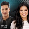 Khloe Kardashian, Mario Lopez on X Factor Promo