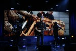 Musician Jon Bon Jovi performs during Hurricane Sandy: Coming Together, a Red Cross telethon on NBC to benefit victims of Hurricane Sandy, the storm that killed more than 100 and devastated parts of t