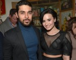 Wilmer Valderrama & Demi Lovato