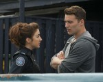 Erin Karpluk & Peter Mooney