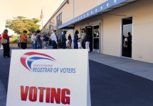 Voting for the 2012 Election