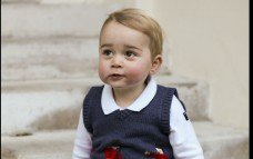 Prince George's First Moments