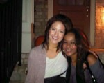 Bess Beckmann & Bobbi Kristina Brown