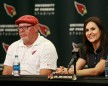 Jen Welter becomes the first female coach in NFL history