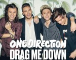 One Direction's Artwork For 'Drag Me Down'