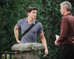 Clyde pressures Ben to make a life-changing decision on the July 31, 2015 episode of 'Days of Our Lives'