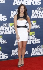 Actress Alexa Vega arrives at the 2011 MTV Movie Awards in Los Angeles, June 5, 2011.