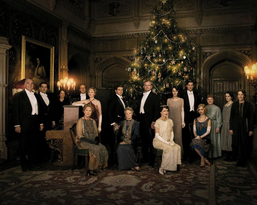 Downton Abbey Recap Episode Seven Season Three Finale | Celebrity Buzz ...